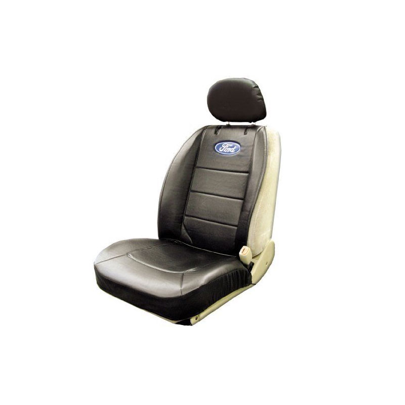 Brand New Ford Logo Sideless Car Truck Front Seat Cover
