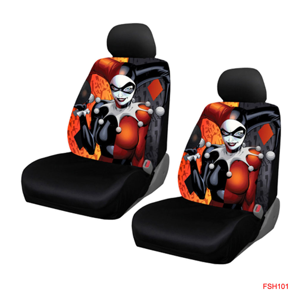New Suicide Squad Harley Quinn Laughs Car Truck 2 Front